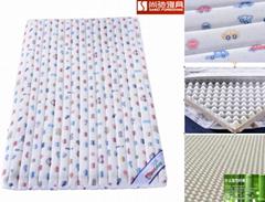 供應竹纖維養生儿童床墊