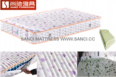 Offer Good baby individual pocket spring mattress especially for girls