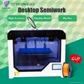 Digital Desktop FDM Dual Nozzles 3D Printer Factory Price ...