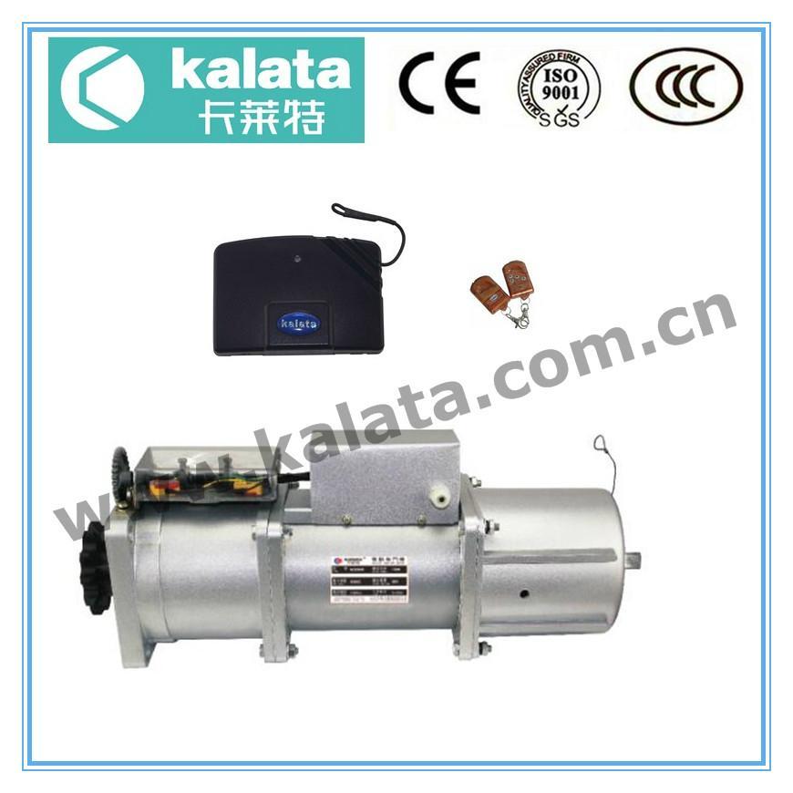 Mx1000 series general roller shutter motor kalata china for Rolling shutter motor price