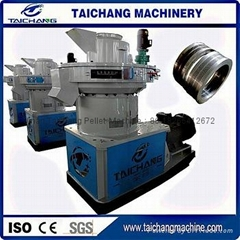 China supplier good performance wood pellet machine / wood pellet making machine