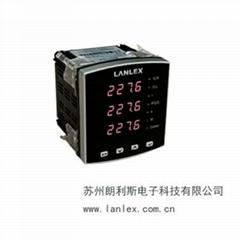 LS830E-9SQ3型工矿企业三相电流多功能表