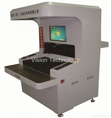 Standing Robotic Glue Dispensing Machine with CCD Vision System