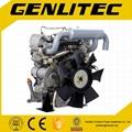 V-Twin Cylinder Water Cooled 19HP Diesel Engine Changchai EV80 1