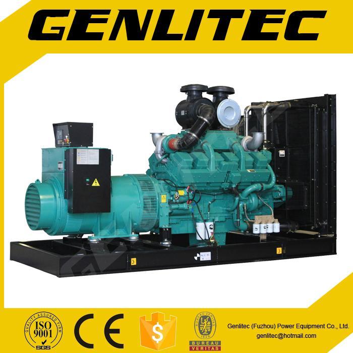 400kw/500kVA Cummins Diesel Electric Generator Set 1