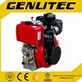 186cc 10hp diesel engine