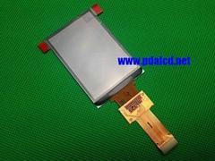 "Original New 2.6"" inch DF1624X FPC-1 RE:V LCD screen For GARMIN GPSMAP 64 64s 64"