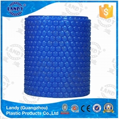 Guangzhou high quality hard plastic swimming bubble pool cover
