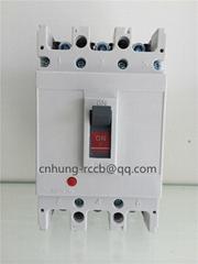 3P 4P CM1 mccb 100a-630a moulded case circuit breaker