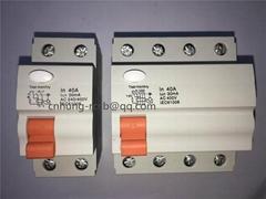 Schneider type S-ID ELCB 25,40,63A interruptor diferencial