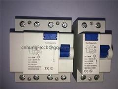 F360 RCB electric/magnetic residual current circuit breaker