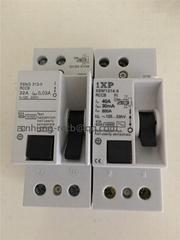 SIEMENS type residual current circuit breaker
