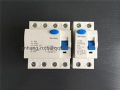 F360  2P 4P inerrupteur differentiel