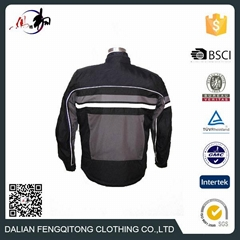High Quality Four Seasons Jacket Wholesale Wearproof Men Motorcycle Jacket