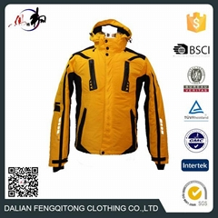 Summit Quality Outdoor Snow Wear Coldproof Windrproof Down Ski Jacket