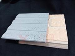 Fiber cement exterior siding