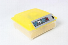 Good price automatic egg incubator with 98% hatching rate YZ8-48