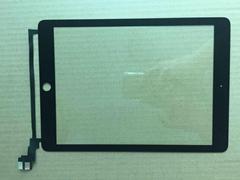 组装iPad 3触摸屏