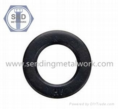 Structural Washer Flat Washer Plain Washer DIN6916 Black