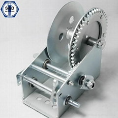 2000lbs Hand Winch Manual Winch Dacromet Chinese Supplier