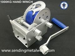 1000kg Hand Winch