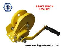 Hand Winch Trailer Winch Boat Winch Brake Winch 1200lbs 4