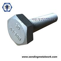 Structural Heavy Hex Bolts ASTM A490