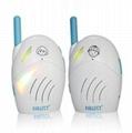 2.4ghz digital audio baby monitor
