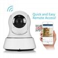 720P Home Security IP Camera Wireless