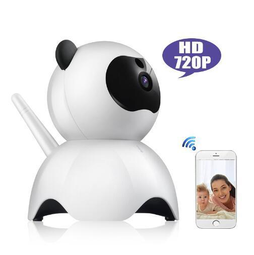 720P HD Wireless WiFi IP Camera Home Security Surveillance Network CCTV Camera