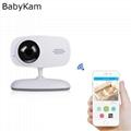 Smart WiFi Baby Monitor Video Nany 720P