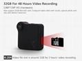 WIFI IP Camera Mini DV HD 720P Action Camera  2