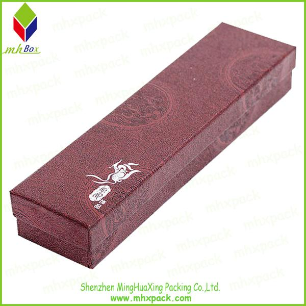 High-End Paper Pen Gift Packaging Box 5