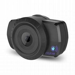 Mini WiFi Rearview Bike Camera, P2p 720p Bicycle Rearveiw Camera to Keep Cyclist