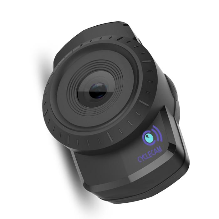 Mini WiFi Rearview Bike Camera, P2p 720p Bicycle Rearveiw Camera to Keep Cyclist 2
