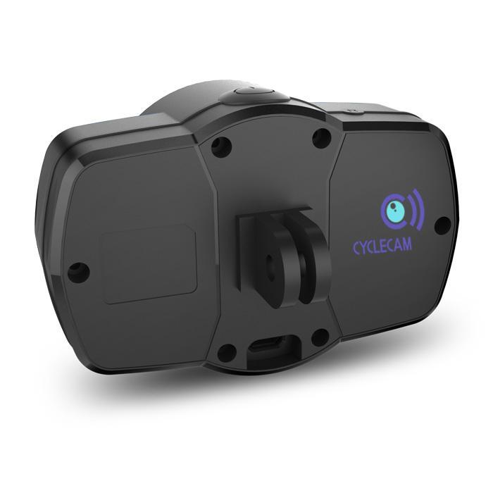 Mini WiFi Rearview Bike Camera, P2p 720p Bicycle Rearveiw Camera to Keep Cyclist 3