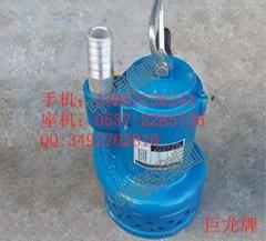 济宁巨龙  QYW70-60风动排沙排污潜水泵 供应