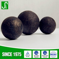 Hot forged and low price Forged Steel Grinding Balls for ball mill