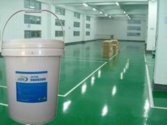 优质洁辉环氧树脂地板耐磨耐用地板蜡地板的最佳保证