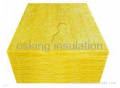 fiber glass wool insulation board