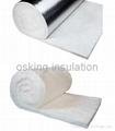 Non-formaldehyde Glass Wool Insulation Blanket 1