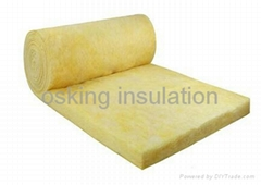 glass wool insulation blanket