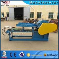 Fully automatic Plant Fibers Decorticator Machine