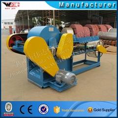 Bangladesh Pineapple Decorticator Machine Fresh Fiber Extracting Machine