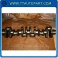 Mitsubishi Crankshaft 6D17 Engine parts