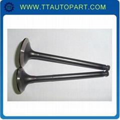 NEW sales !!! NISSAN TD27 Engine cylinder head Inlet & Exhaust Valves/stem gate