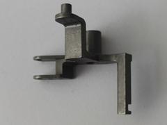 Lock MIM parts deformed pin