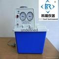 water circulating vacuum pump