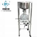 10L,20L,30L,50L Lab Glass vacuum filter