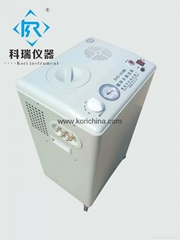 low temperature coolant circulating pump chiller